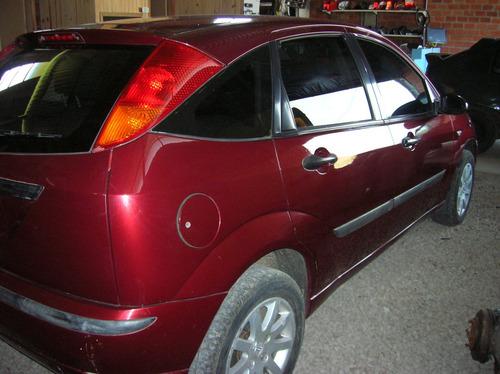 sucata ford focus 1.6 2007 gasolina  - rs peças