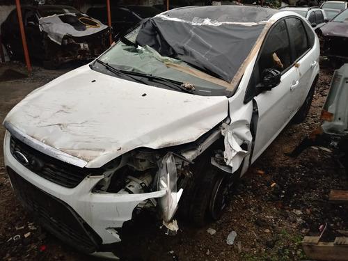 sucata ford focus 1.6 2012 - retirada de peças