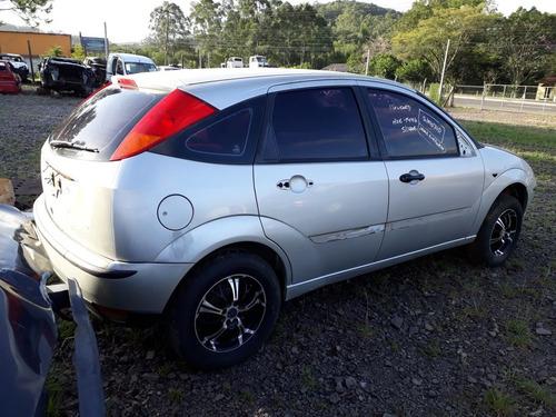 sucata ford focus 1.6 gasolina 2005 rs caí peças