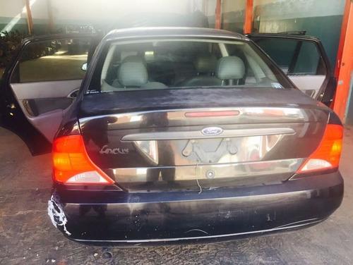 sucata ford focus 2.0 2001 para retirada de peças..