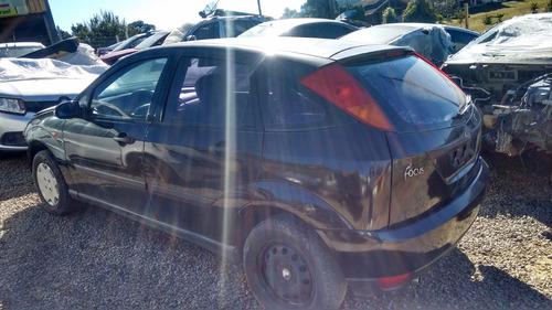 sucata ford focus 2002 1.8 16v manual - rs peças