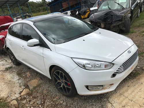 sucata ford focus 2016 2.0 titanium power shift - rs peças