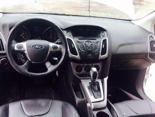 sucata ford focus automatico 2016 1.6 16v