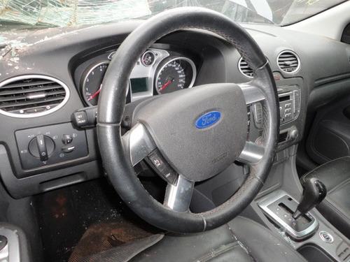 sucata ford focus ghia 2.0 retirada de peças