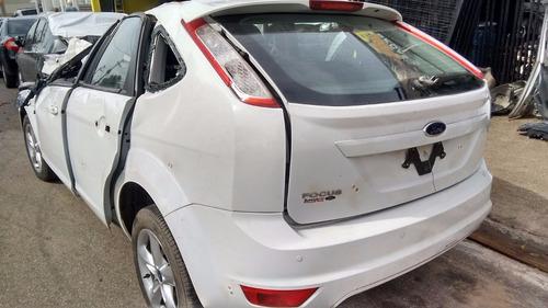 sucata ford focus hb 1.6 2011 - peças e acessórios