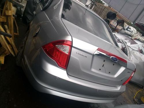 sucata ford fusion 2011 - retirada de peças