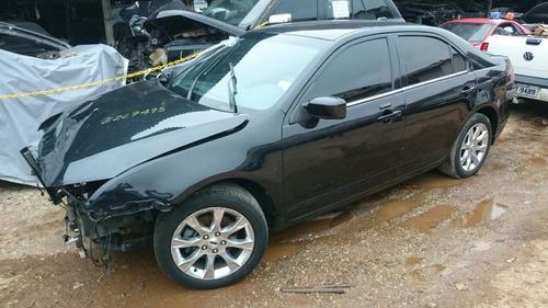 sucata ford fusion 2011 v6 retirada de peças