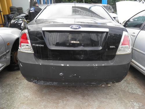 sucata ford fusion 2.3 sel p peças capô farol porta teto