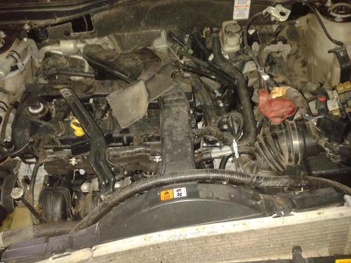sucata ford fusion para retirada de peças - gasolina- prata