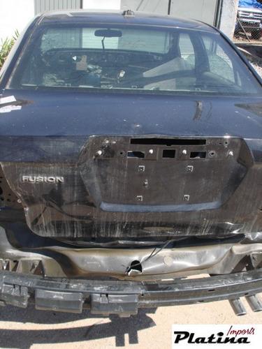sucata ford fusion sel 2008  para retirada de peças