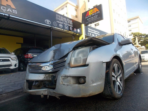 sucata ford fusion sel 2.3 aut 2006 - peças e acessórios