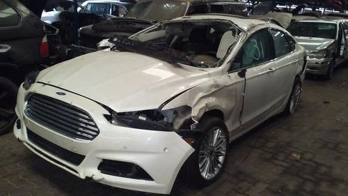 sucata ford fusion titanium 2015 bartolomeu peças