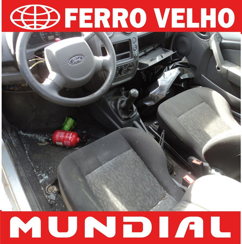 sucata ford ká 1.0 2010 para retirada de peças