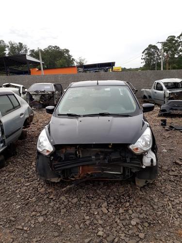 sucata ford ka 1.0 85cvs flex 2018 rs caí peças
