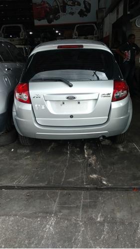 sucata ford ka 1.0 8v motor cambio lataria e peças
