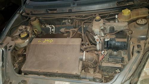 sucata ford ka 2008 1.0 flex zetec rocan - retirada de peças