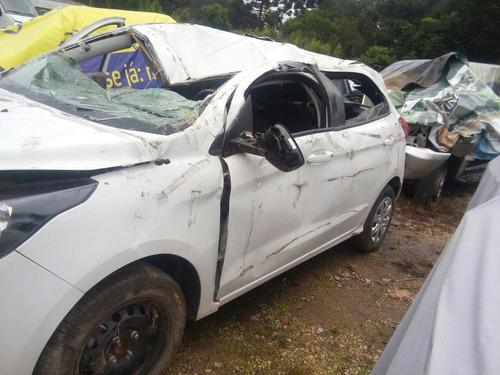 sucata ford ka 2014/2015 retirada de peças