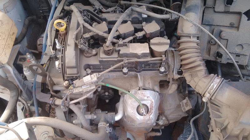 sucata ford ka 3cc 2015 - rs peças