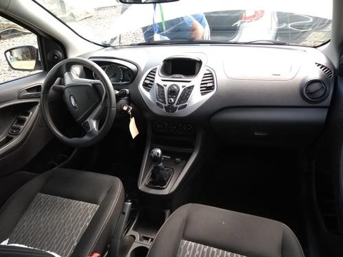 sucata ford ka 3cc 2017 flex hatch - rs auto peças