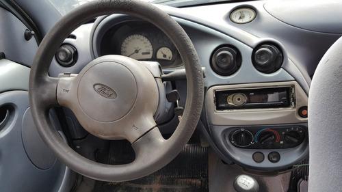 sucata ford ka clx - ano 1997/1997 - (somente peças)