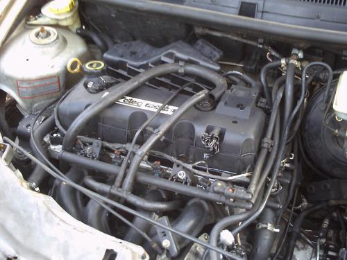 sucata ford ka elétrica suspensao acessórios lateral motor