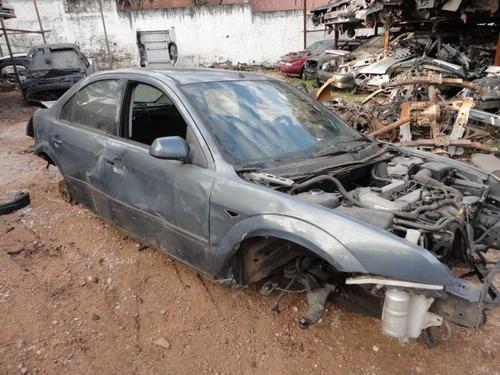 sucata ford mondeo 2.0 2002 retirada de peças