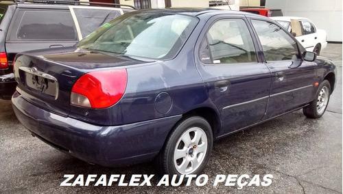 sucata ford mondeo clx 2.0 16v 1999 -somente peças! zafaflex