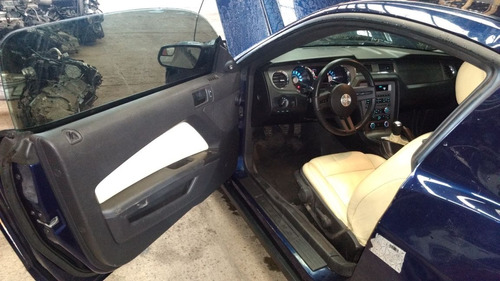 sucata ford mustang v6 coupe 2012 bartolomeu peças