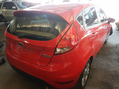 sucata ford new fiesta 1.6 16v power shift venda de peças