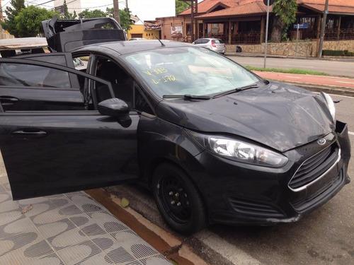 sucata ford new fiesta 2015 peças e acessorios