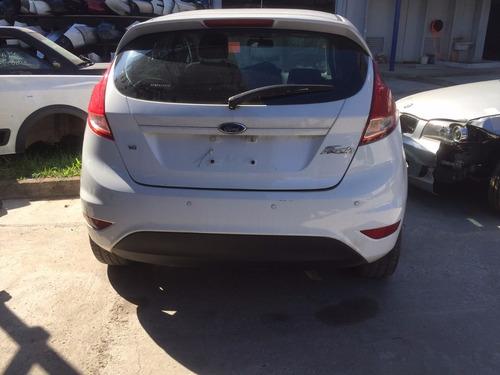 sucata ford new fiesta 2016, import multipeças