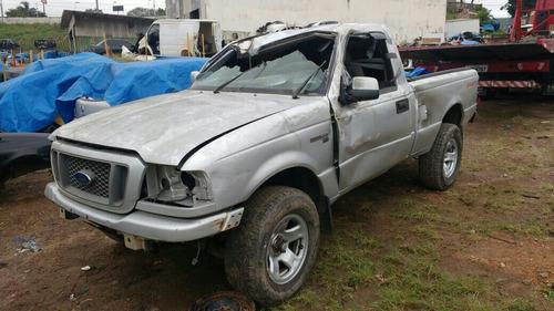 sucata ford ranger 2.3 2008 p/retirada de peças