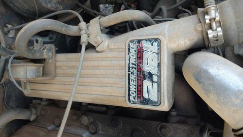 sucata ford ranger 3.0 4x4 diesel /2.8power bartolomeu peças