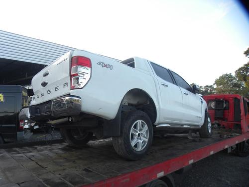 sucata ford ranger ltd limited 3.2 4x4 automática 2015/16