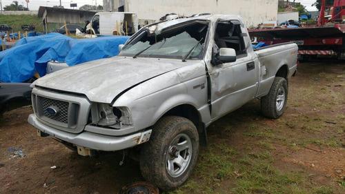 sucata ford ranger ranger gasolina 2008 p/retirada de peças