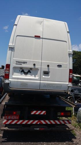 sucata ford transit 2011 e 2013 bartolomeu peças
