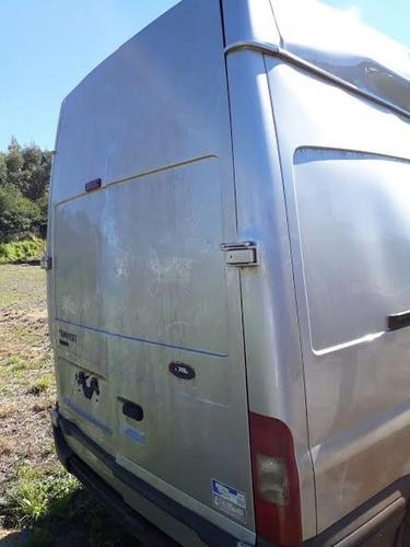 sucata ford transit 2.3 diesel 2013 rs caí peças