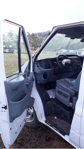 sucata ford transit 2.4 diesel 2009 rs caí peças