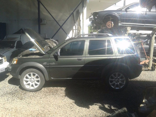 sucata freelander 1 land rover 2005 aut peças