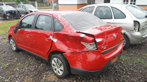 sucata g. siena attractive 2016 1.4 flex - rs auto peças