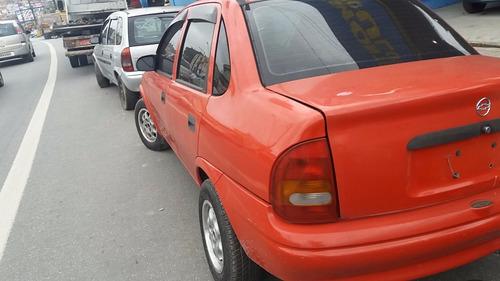 sucata gm corsa super sedan - ano: 98 99 (somente peças)