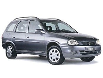 sucata gm corsa wind/sedan/classic/wagon - motor, caixa,susp