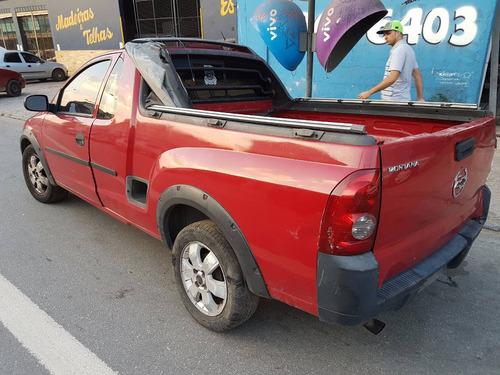 sucata gm montana conquest 1.8 2006 2007 (só peças)