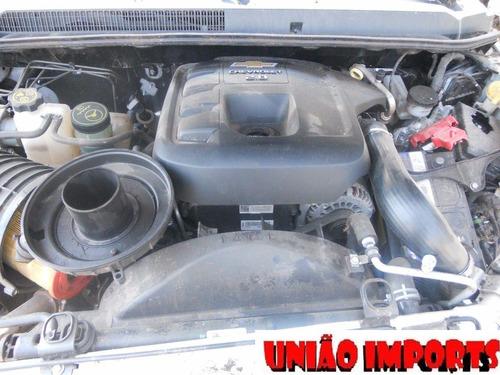 sucata gm s10 2.8 diesel 4x4 2014 retirada de peças