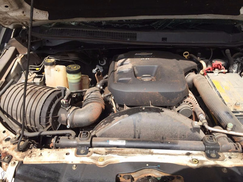 sucata gm s10 lt 2.8 4x4 2014 aut  diesel