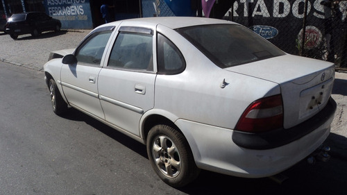 sucata gm vectra gls 98 2.2