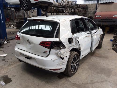 sucata golf highline 1.4 tsi 2014/2015 bassani auto peças