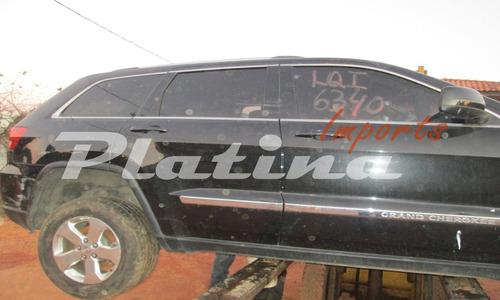 sucata grand cherokee laredo 2012 3.6 v6 retirada de peças