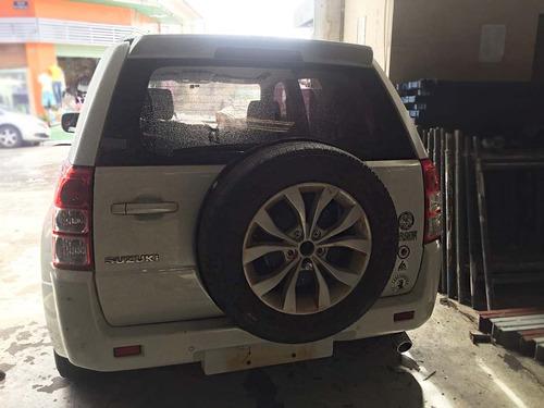 sucata grand vitara 2013 motor câmbio portas bancos rodas