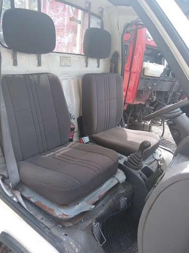 sucata hafei towner pickup 2010/2011 48cvs branca gasolina
